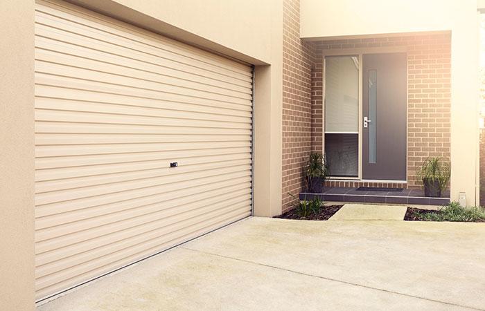 Residential Roller Doors Gliderol
